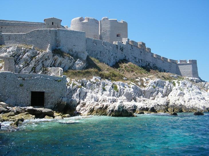 Chateau d'If et Îles du Frioul Ch%C3%A2teau-dIf