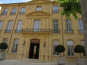 façade cour intérieur
