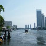 thailande bangkok fleuve