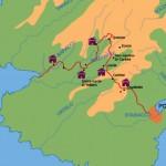 carte randonnée mare a mare sud